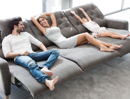 The World's Most Comfortable Sofa