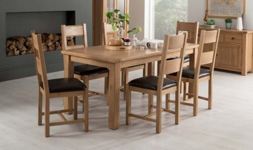 Breeze Brown Dining chair