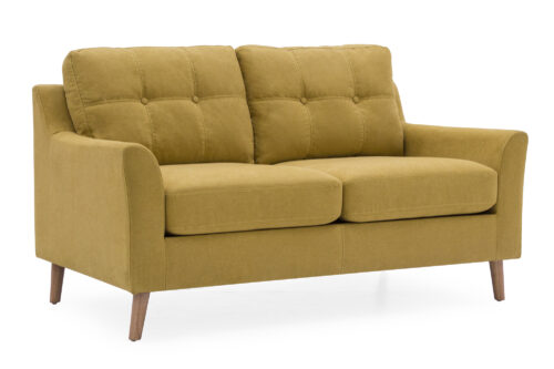 Olten 2 Seater Citrus - Angle