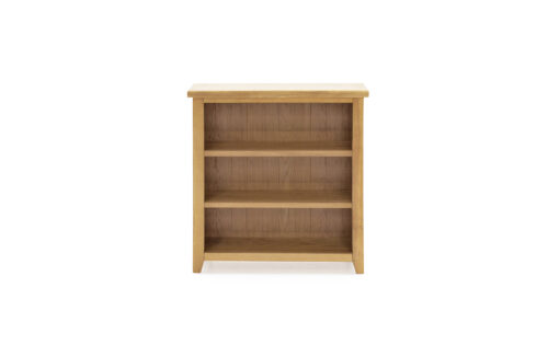 Ramore Bookcase Low Straight