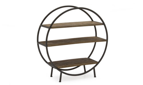 Savannah Bookcase - Round