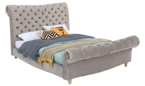 Sloane Bed Angle - 5' Subtle Mink