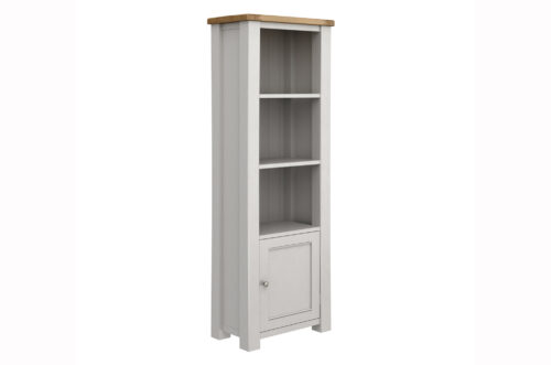 Amberly Bookcase Tall Angled