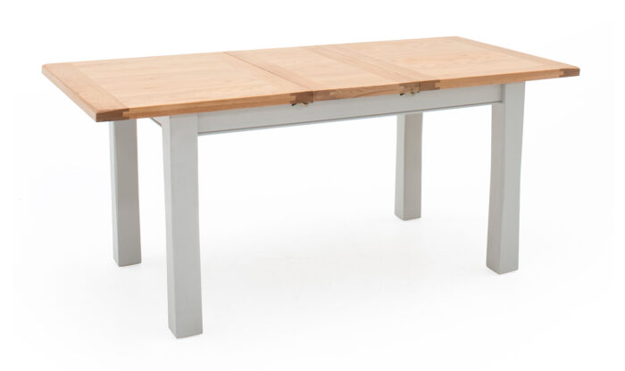 Amberly Dining Table Extended 1200-1650 Extended