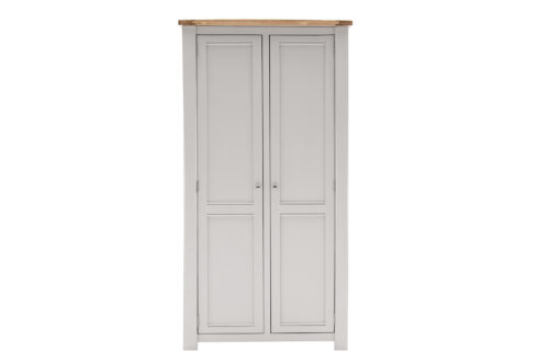 Amberly Wardrobe 2 Door Front