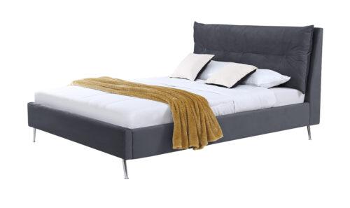 Avery Bed Angle - 5' Grey