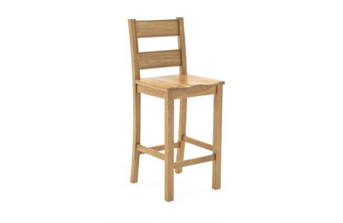 Breeze Bar Chair Angle