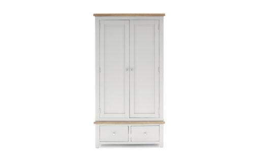 Ferndale Wardrobe 2 Door Straight