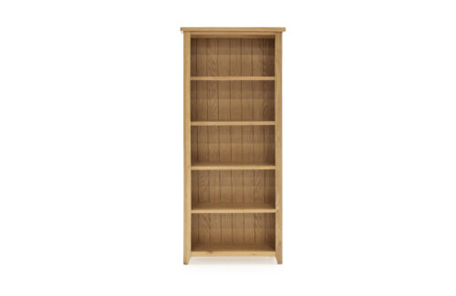 Ramore Bookcase Tall Straight