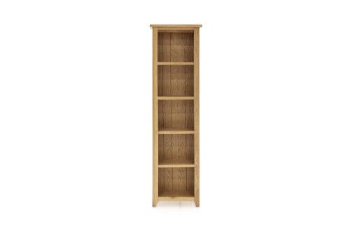 Ramore Bookcase Thin Straight